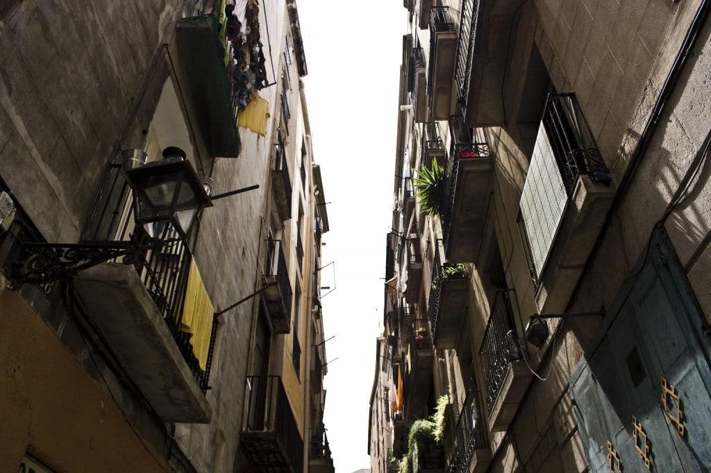 Barcelona - Innenstadt