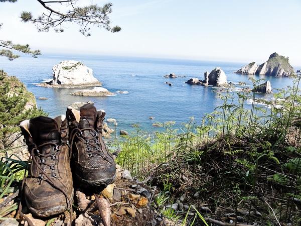 Teil 1: Mein Jakobsweg: Camino de la Costa / Norte