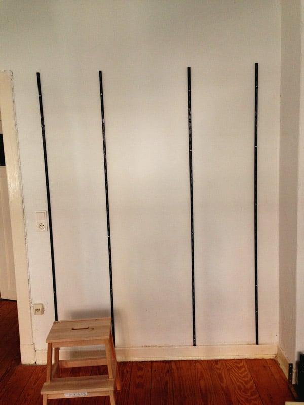 anleitung b cherregal selber bauen. Black Bedroom Furniture Sets. Home Design Ideas