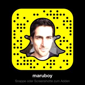 snapcode maruboy