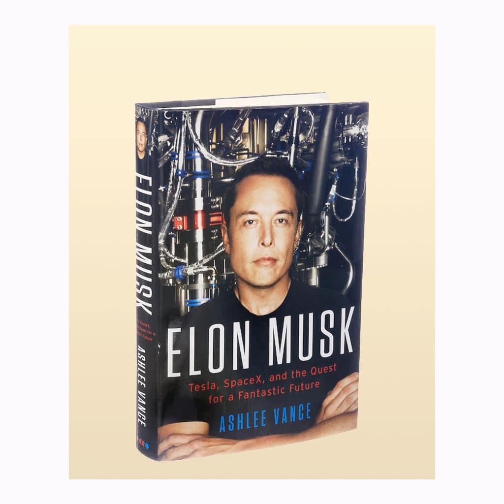 Elon Musk Biografie  (Kopie meines Instagram Posts)